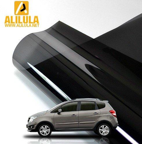 Size 60inch*100ft car window solar glass tint film self adhesive 1 ply glue tinting film