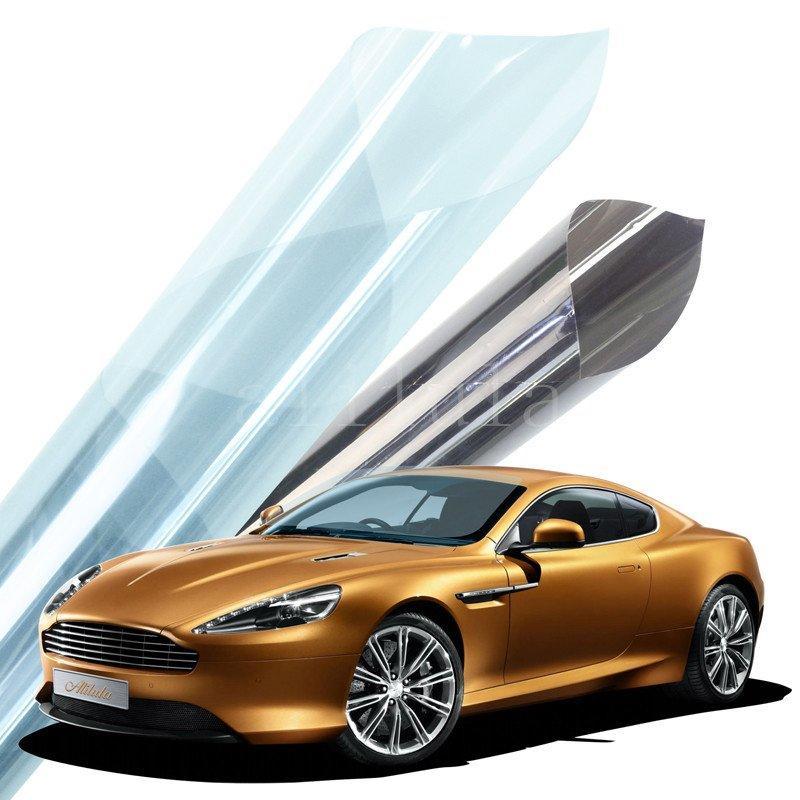 321, 1.52M*25M/30M/50M высокой температуре Светоотражающий автомобиля оконная пленка