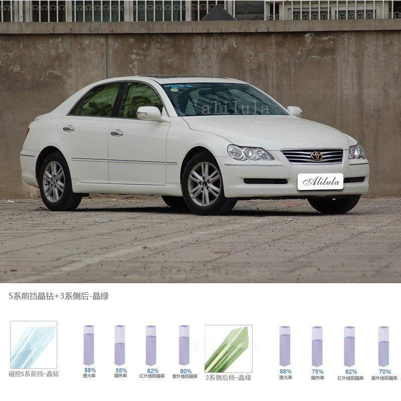 1.52M*25M/30M/50M High Heat Reflective Automobile Window Solar Control Magic Tint Film