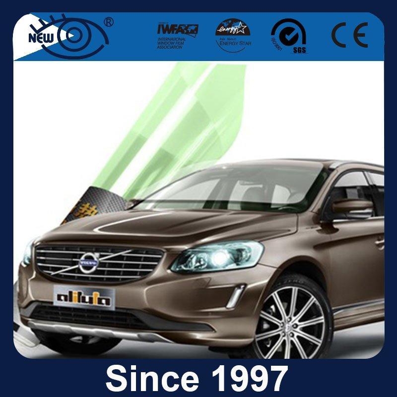1.52M*25M/30M/50M высокой температуре Светоотражающий автомобиля окна солнечного тепла светоотражающая пленка