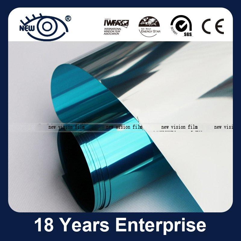 Building Glass 1.52m*30m Energy Saving Low e Window Building Glass Film
