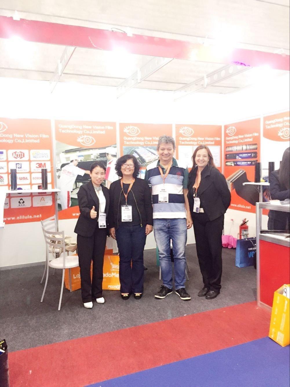 2017 AUTOMEC Brasil, NEW VISION: H202
