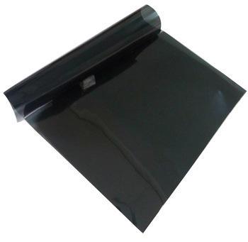DIY VLT5% 20% 35% black charcoal color solar window car tinted film