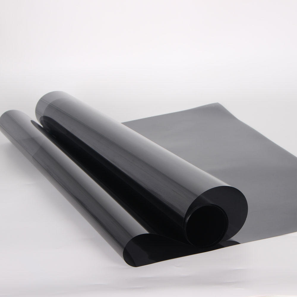 Color Stable Heat Rejection Automotive Window Film, Nano Carbon Film CB3560