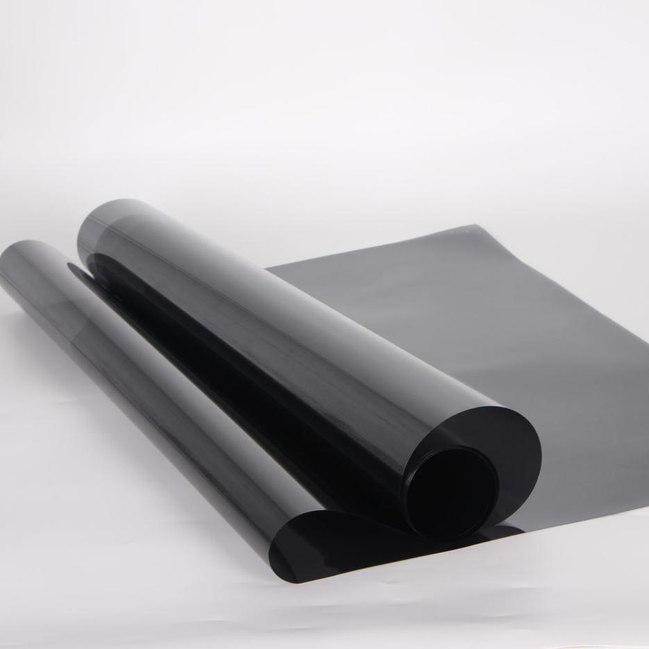 Color Stable Heat Rejection Automotive Window Film, Nano Carbon Film CB3560