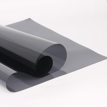 Hot sale high quality black VLT 20% car solar window dyed film