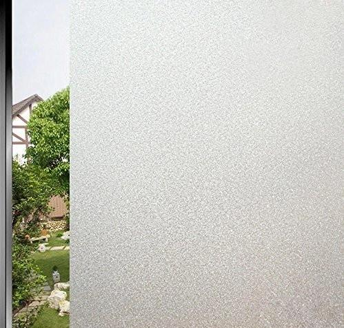 1.52*30m reusable window tint film/no adhesive decorative privacy sticker