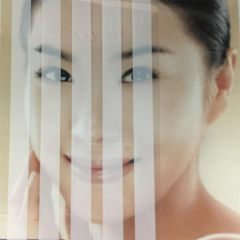 Decorative film self adhesive to protect privacy for your house/office glass