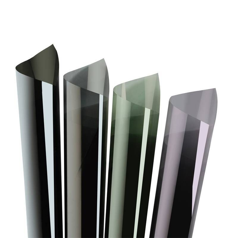 The best choice for economy purchases on low-cost glue tinted solar car window films