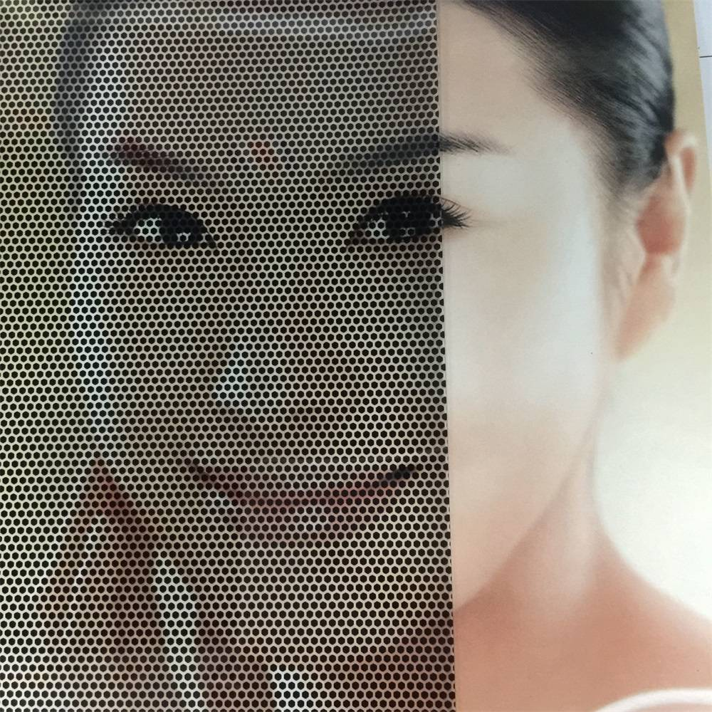 Home window glass decorative tint film to protect privacy and anti explosion self adhesive sticker for house/office